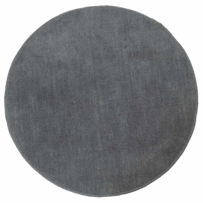 tapis rond gris meilleures images d 39 inspiration pour votre design de maison. Black Bedroom Furniture Sets. Home Design Ideas