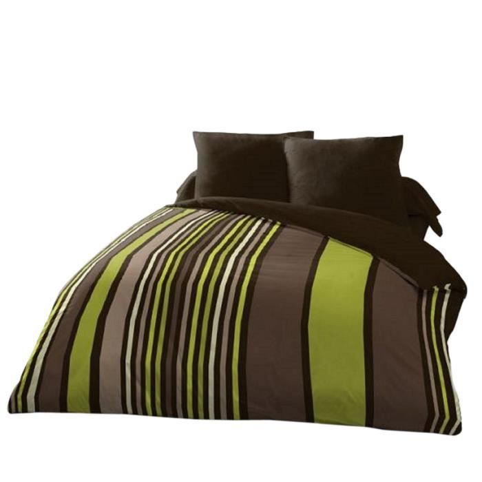 couette microfibre sonia anis achat vente couette cdiscount. Black Bedroom Furniture Sets. Home Design Ideas