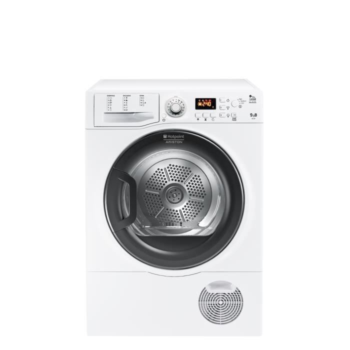 seche linge condensation 9 kgs hotpoint achat vente s che linge cdiscount. Black Bedroom Furniture Sets. Home Design Ideas