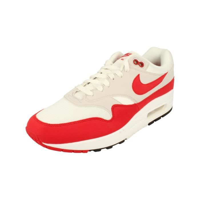 Nike Air Max 1 Anniversary Red | Chaussure nike homme