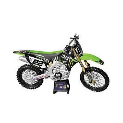 mod le r duit moto cross kawasaki kx450f ryan achat vente voiture camion mod le r duit. Black Bedroom Furniture Sets. Home Design Ideas