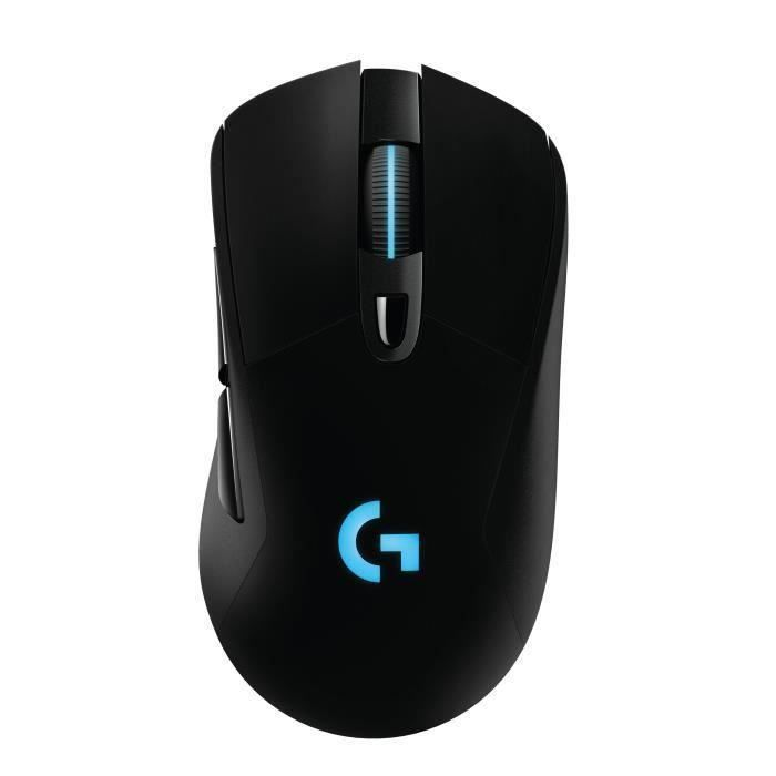 destockage logitech souris gamer g403 prodigy sans fil souris au meilleur prix cdiscount. Black Bedroom Furniture Sets. Home Design Ideas