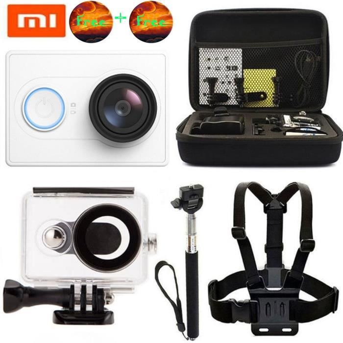xiaomi xiaomi yi wifi 1080p action sports cam ra. Black Bedroom Furniture Sets. Home Design Ideas
