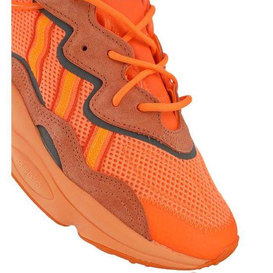 Baskets Adidas Ozweego Femme et Homme Orange Orange Orange ...