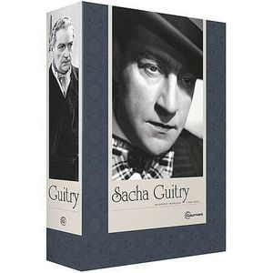 DVD FILM DVD Coffret Guitry : un esprit francais (1949-1...
