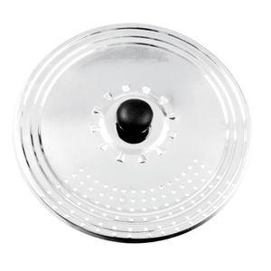 COUVERCLE VENDU SEUL EQUINOX Couvercle passoire 22-24-26 cm gris