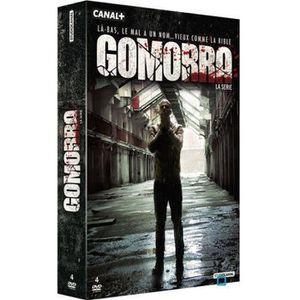 DVD SÉRIE DVD Coffret Gomorra, saison 1