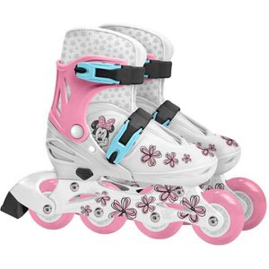 MINNIE Rollers en ligne Fille Ajustable 34 ? 37