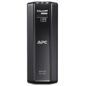 ONDULEUR APC onduleur Back UPS Pro 1500VA/865W BR1500G-FR