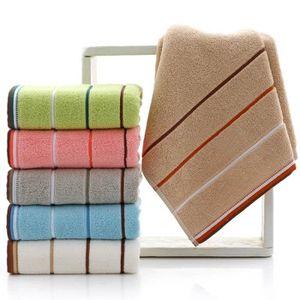 SERVIETTES DE BAIN 6pcs Serviettes de Toilette en Coton Serviettes de