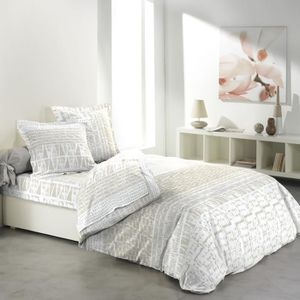 housse de couette 300x240 achat vente pas cher. Black Bedroom Furniture Sets. Home Design Ideas