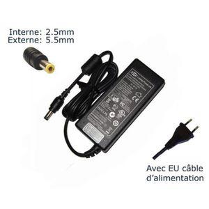 CHARGEUR - ADAPTATEUR  AC Adaptateur secteur pour Asus R511D-XX379H R511L
