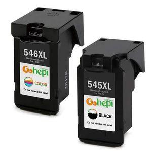 CARTOUCHE IMPRIMANTE Cartouche canon 545 546 xl pour Canon PIXMA MX490