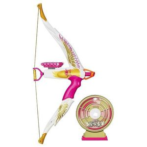 JEU D'ADRESSE Nerf Rebelle Golden Edge Bow