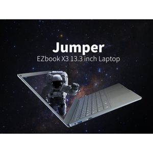 ORDINATEUR PORTABLE Ordinateur Portable - Jumper EZbook X3 Laptop- PC