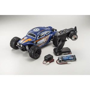 VOITURE À CONSTRUIRE MAD BUG T2 VE 1:10 EP READYSET 4WD (2.4GHZ) WP/2S/