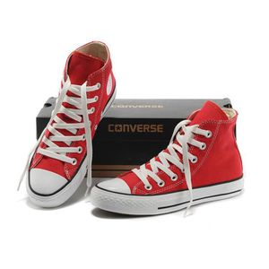 Promo Converse Femme Rouge