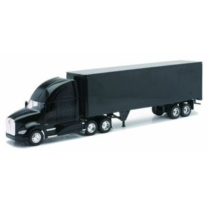 VOITURE - CAMION NEW RAY  Camion KENWORTH Conteneur - Miniature - 1