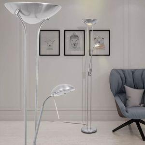 LAMPADAIRE Lampadaire à LED à éclairage réglable 23 W