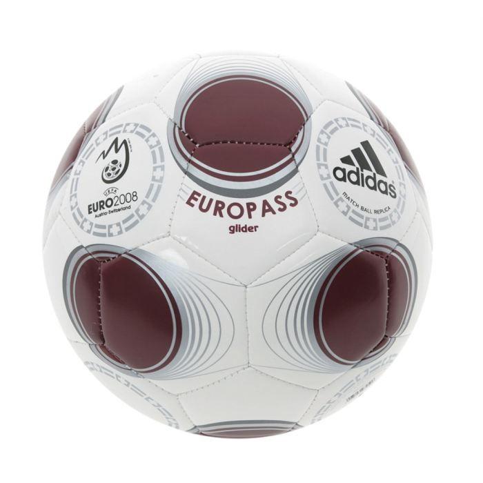 ADIDAS Ballon de Football Euro Glider 2008 T5