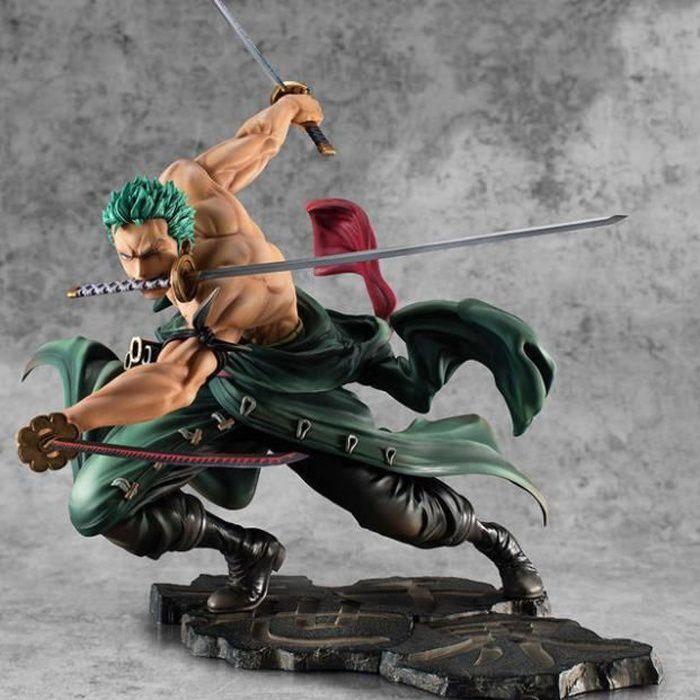 Figurine One Piece Trois Mille Monde Sauron 18cm