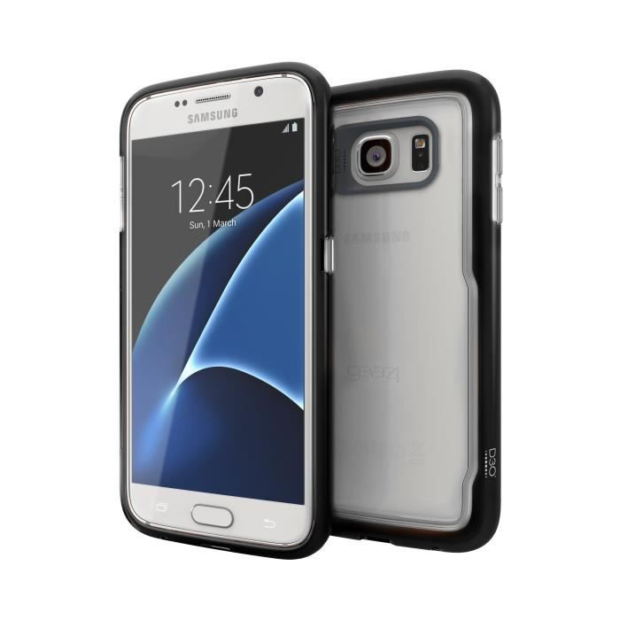 GEAR4 D3O Piccadilly for Galaxy S7 -Noir