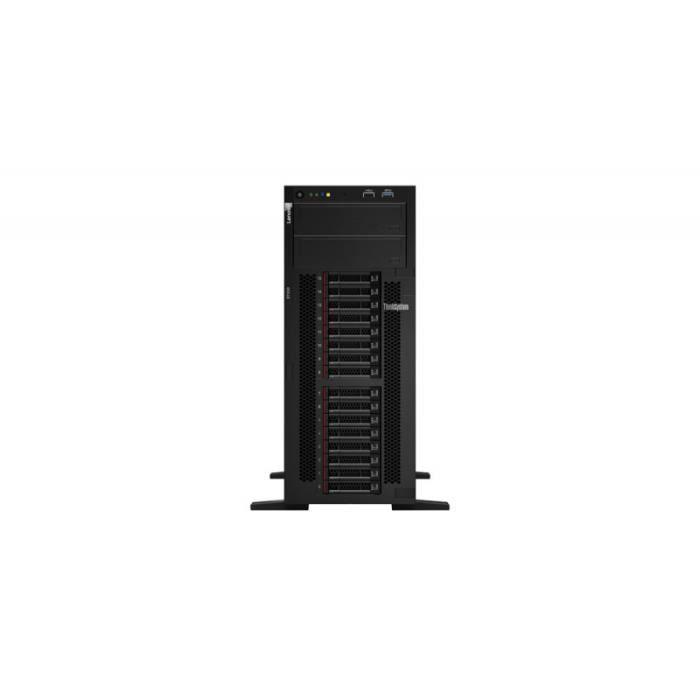 LENOVO Serveur-Tour-ThinkSystem - 2.1GHz - 85 W - 1 x 16GB 2Rx8, RAID 930-8i 2GB Flash PCIe 12Gb