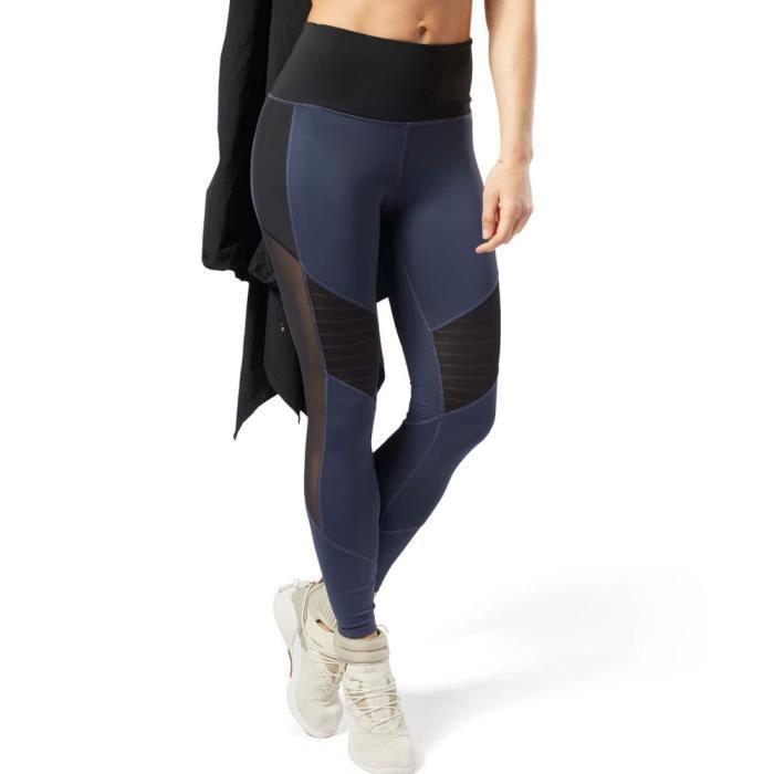 Reebok Femmes Studio Maille Legging Running