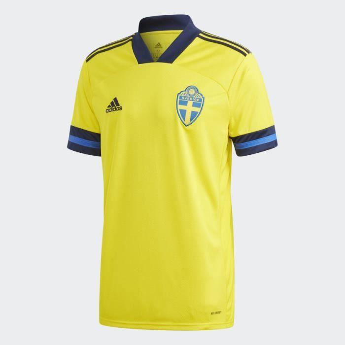 Maillot domicile Suède 2020