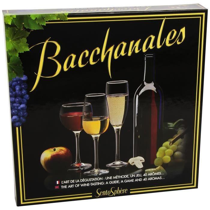 Sentosphere - 145 - Jeu de Société - Bacchanales