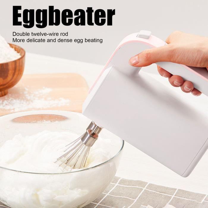 Batteur à main Fouet batteurs à œufs fouet électrique pour gâteau-SPR