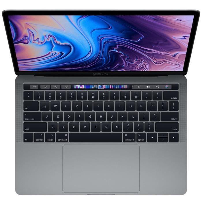 "ORDINATEUR PORTABLE MacBook Pro Touch Bar 13"" - Intel Core i5 - RAM 8G"