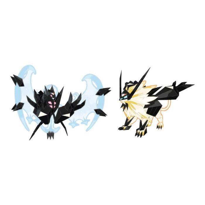 CARTES DE JEU Pokemon Necrozma Prism Tin jeu de cartes conceptio