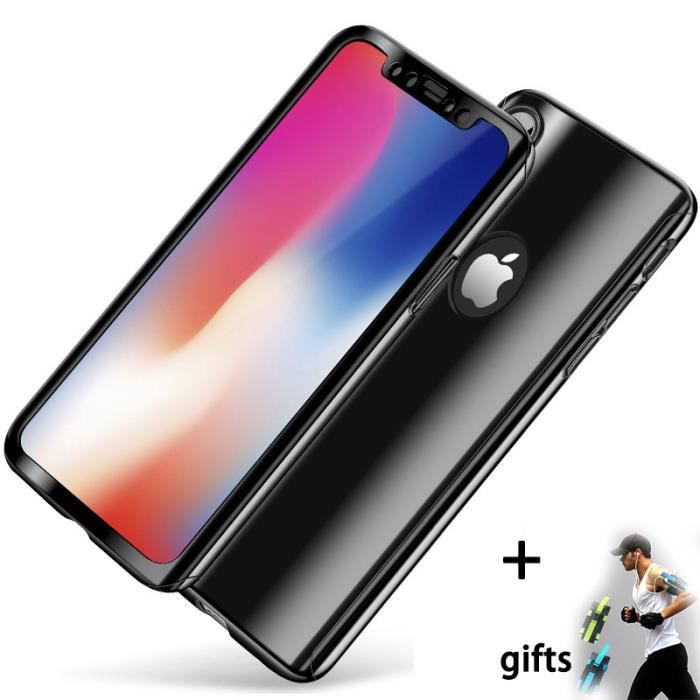 coque iphone x antichoc 360