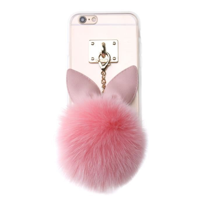coque samsung s7 lapin