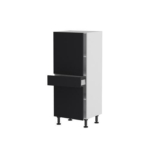 meuble cuisine demi colonne 60 140 1porte 1 tir achat vente l ments colonne meuble cuisine. Black Bedroom Furniture Sets. Home Design Ideas