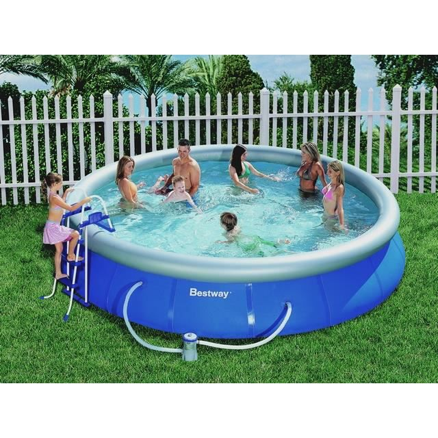 Piscine autoportante gonflable piscine ronde achat for Achat piscine autoportante