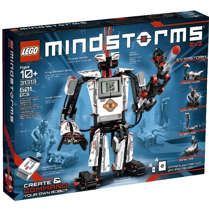 LEGO MINDSTORM SCIENTIFIC RESEARCH - 31313 - JEU PÉDAGOGIQUE ET SCIENTIFIQUE