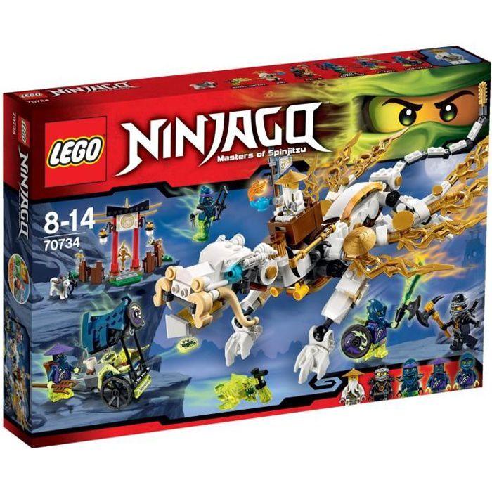 Lego Ninjago 70645 Dragon maître Cole-NEUF ET Neuf dans sa boîte