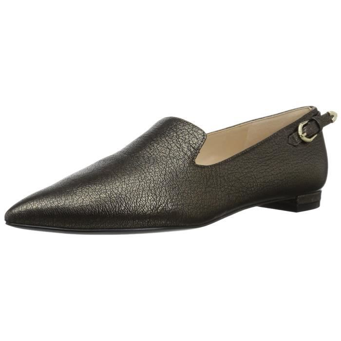 Nine West Andsey Metallic Loafer Flat ZL77W Taille-40