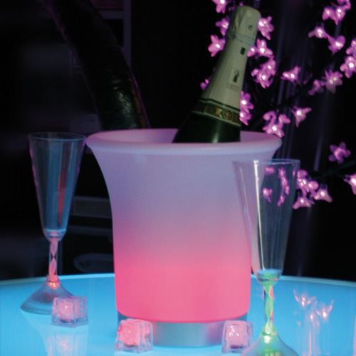 Seau champagne lumineux achat vente objets lumineux d co cdiscount - Seau champagne lumineux ...