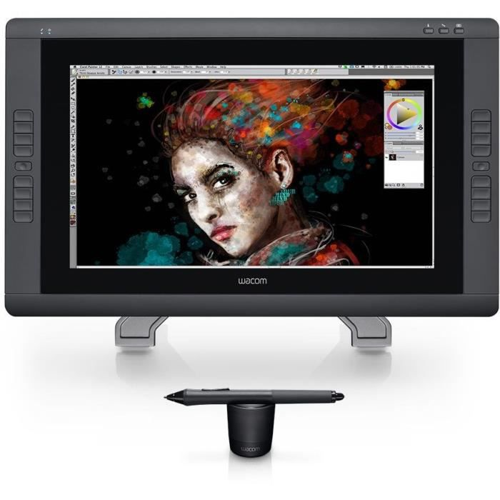 wacom dth 2242 num riseur stylet avec cran achat. Black Bedroom Furniture Sets. Home Design Ideas