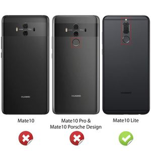 coque silicone huawei mate 10 lite
