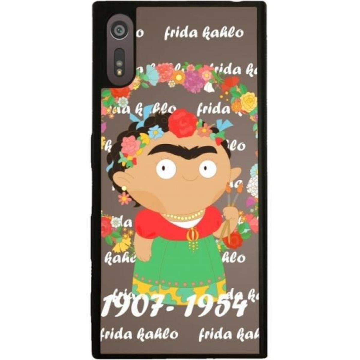 coque iphone xr frida kahlo