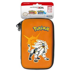 HOUSSE DE TRANSPORT Sacoche Pokemon pour New 3DS XL