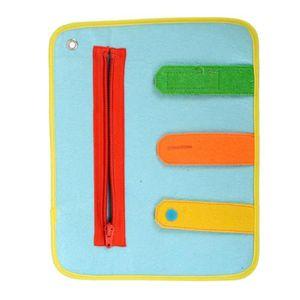 JEU D'APPRENTISSAGE Jouets d'Eveil Jeu Montessori 2 3 4 5 Ans Enseigne