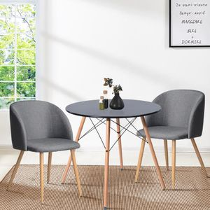 TABLE DE CUISINE  Ensemble table à manger de 2 personnes + 2 chaises