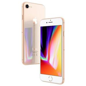 SMARTPHONE Iphone 8 64 Go OR Reconditionné +Écouteur + charge