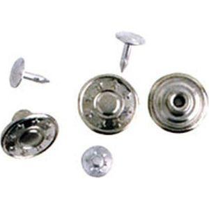 17 Mm Rivets Fastener Stud boutons à coudre CUIR Denim Jeans remplacement 17 mm
