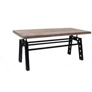 table a manger petite largeur achat vente table a. Black Bedroom Furniture Sets. Home Design Ideas